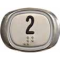 "Button 20.10 DM236 landing ""2"""