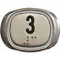 "Button 20.10 DM236 landing ""3"""