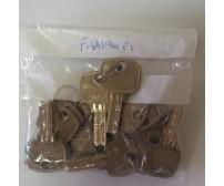 FAA194F1: Otis dom SH1 key