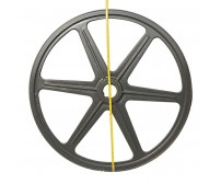 DEE3721444: WHEEL WITH WEDGE CPL
