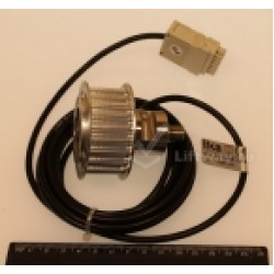 PULLEY + ENCODER FOR 2PSO CAR DOORS ON D2200 OPERATOR