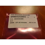 KM804342G01: UP Landing button base transparent - KM804342G01