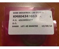 KM804343G13: Car alarm button base