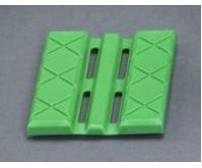 T731 GIB – 9,5 plastic gib for 9 mm guide